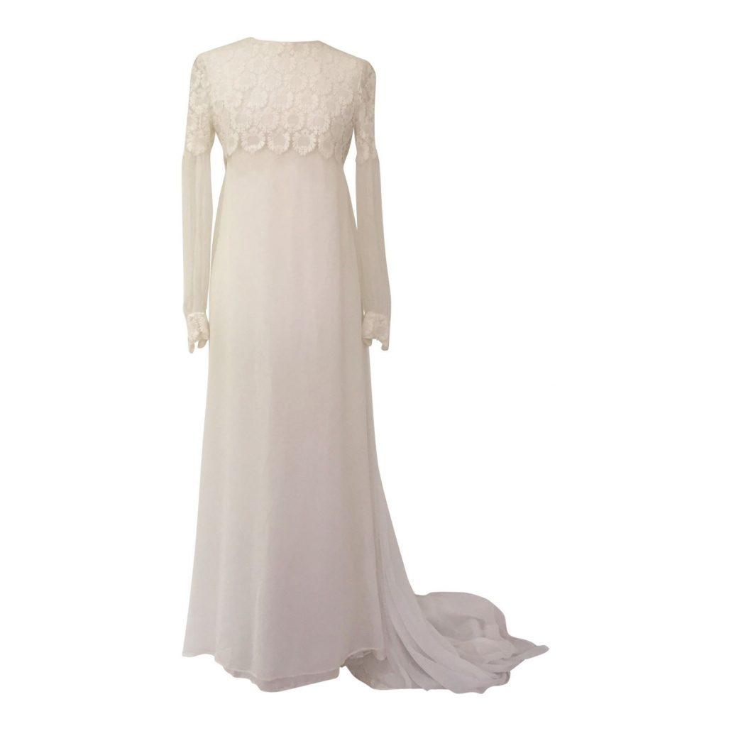 Vintage Dresses - Bella Bleu Vintage Bridal